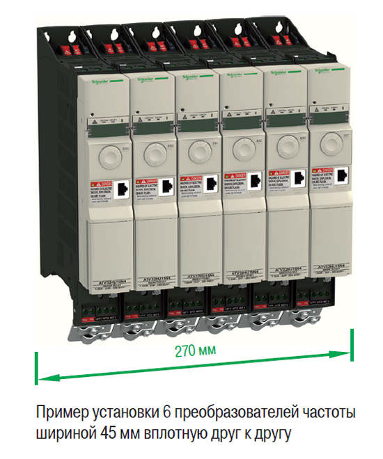 Schneider Electric Altivar 32