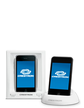 Crestron Apple Iphone