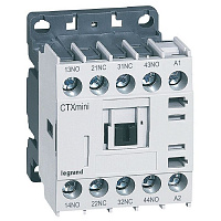 416826 Контактор Legrand CTX³ 4P 16А 690/230В AC, 416826