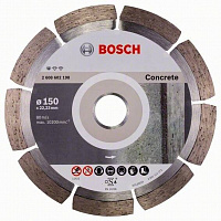 2608602198 Алмазный Диск Standard For Concrete150-22,24